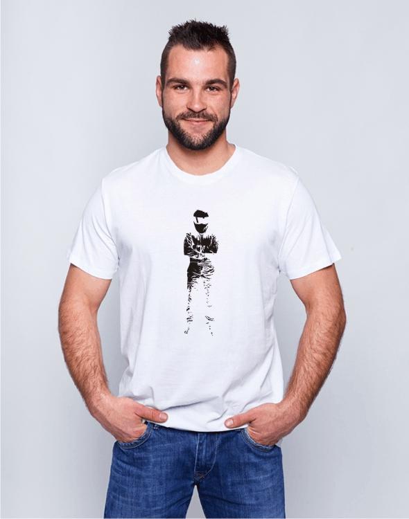 Koszulka Stig biała
