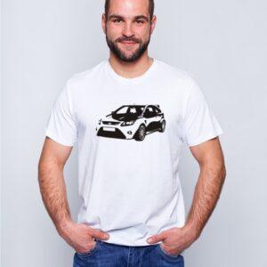 Koszulka motoryzacyjna Focus RS