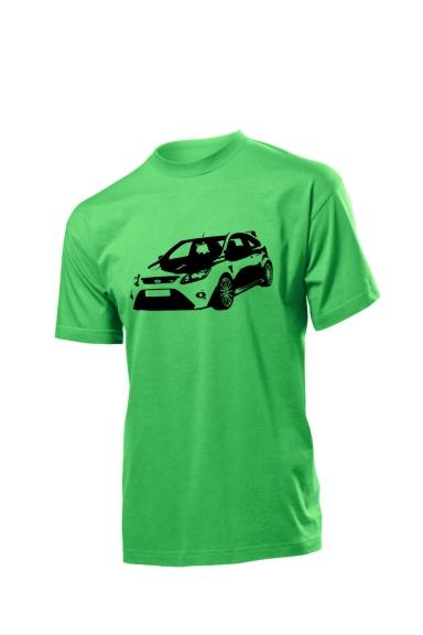 Koszulka Ford Focus RS Zielona