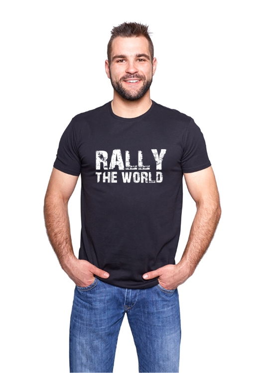 Koszulka Rally The World