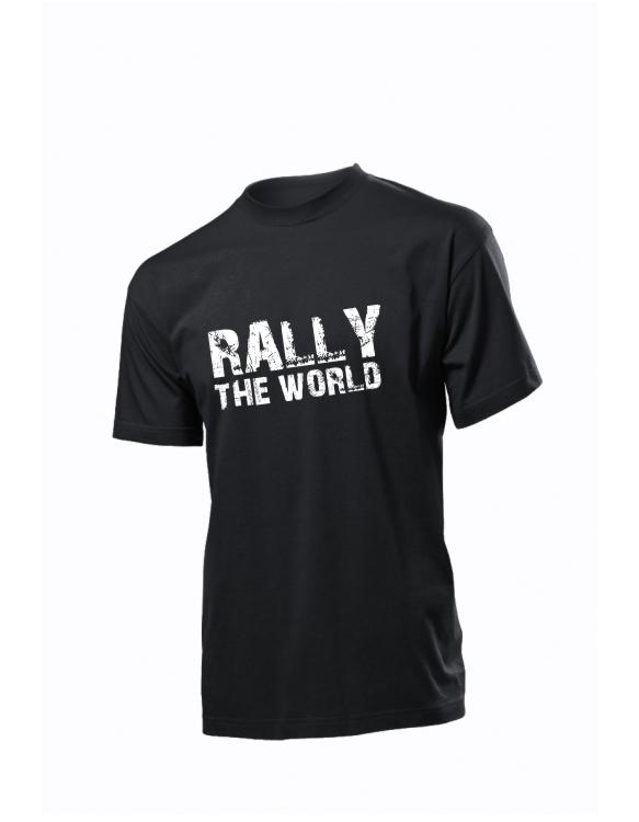 Koszulka Rally The World czarna