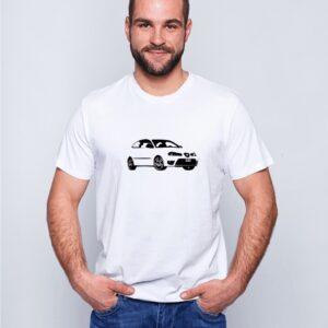 Motoryzacyjna koszulka Seat Ibiza III