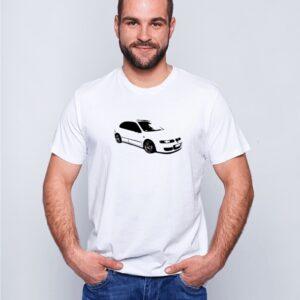 Koszulka biała Seat Leon I