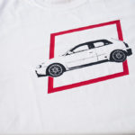 Motoryzacyjna koszulka Audi S3