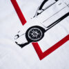 Koszulka Audi S3 z bliska