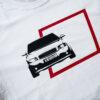 Koszulka motoryzacyjna Audi A4