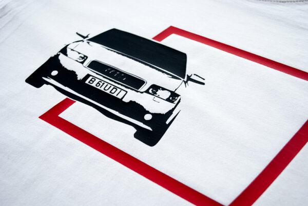 Koszulka Audi A4 zoom