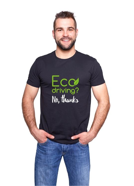 Koszulka Eco Driving? No, tkanks