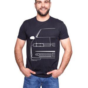 T-shirt motoryzacyjny Leon Top Sport