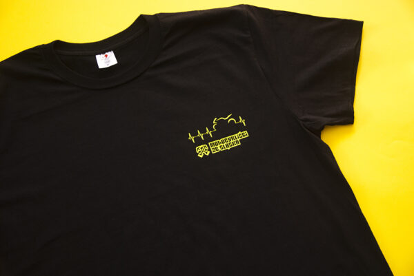 Koszulka Motocykliści ze Śląśka – przód