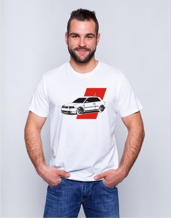 T-shirt Audi S3 8L